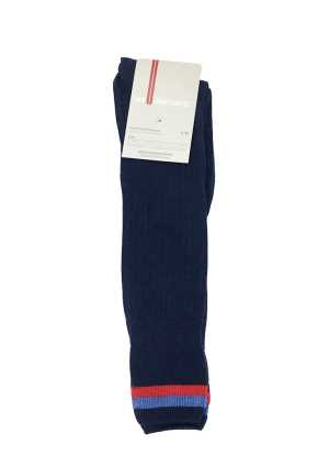 Holy Trinity Sock Blue Sky/Red stripe